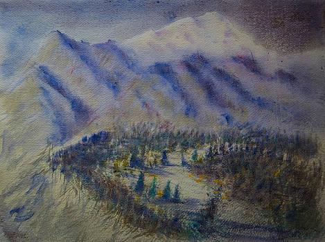 Tykes Peak by Horacio Prada