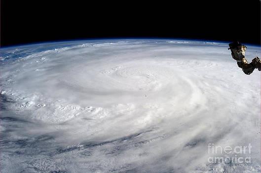 Science Source - Typhoon Haiyan- Iss Photo-2013