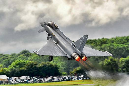 Typhoon by James Lucas