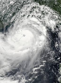 Typhoon Rammasun by Nasa Goddard Modis Rapid Response Team