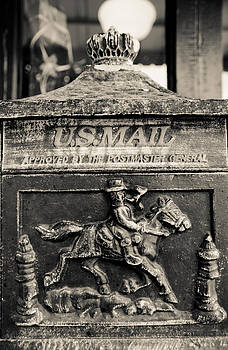 U S Mail by Off The Beaten Path Photography - Andrew Alexander