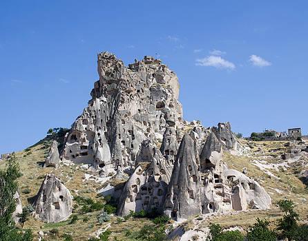 Jared Bendis - Uchisar Castle