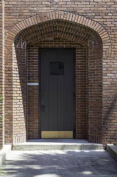 Lynn Palmer - UF Auditorium Stage Door