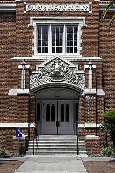 Lynn Palmer - UF Griffin-Floyd Hall Entry