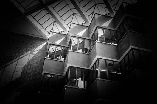 Lynn Palmer - Uf Marston Science Library Folded Window Wall