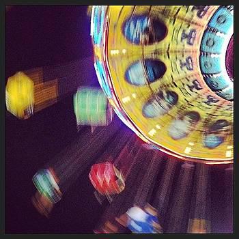 Ufo? #amusementpark #amusementparkrides by A Loving