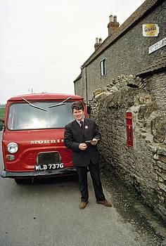 UK Postman 1980s by David Davies