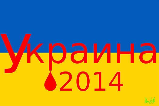 Ukraine 2014 by Helmut Rottler