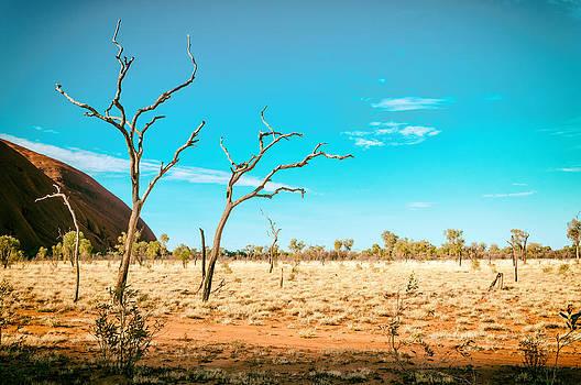 Uluru Claws by Ross Carroll