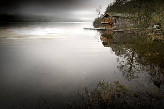 Ullswater Boathouse by Andrew James