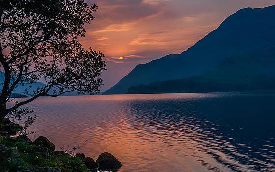 David Ross - Ullswater Sunrise Lake District