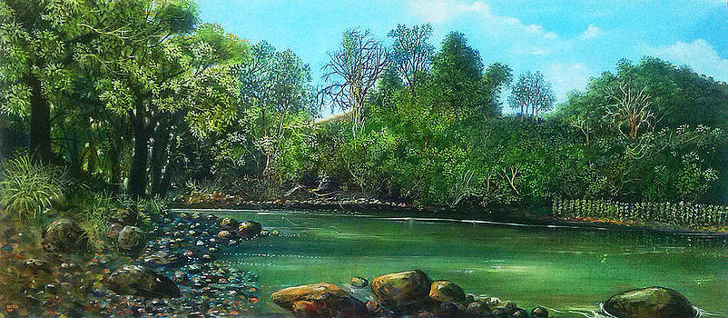 Ultimo llanto del gran Tabasara by Ricardo Sanchez Beitia