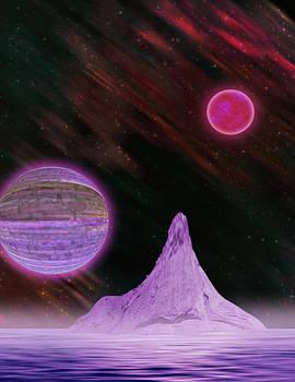 Ultra Purple by Piero Lucia
