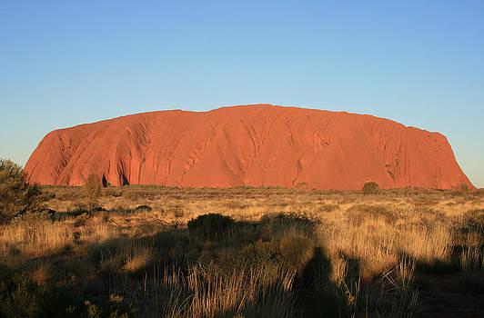 Uluru by Carl Koenig