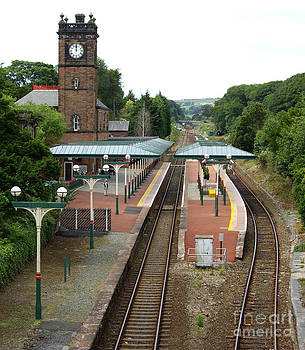 Malcolm Suttle - Ulverston Railway Station