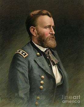 Wellcome Images - Ulysses S Grant 18th US President