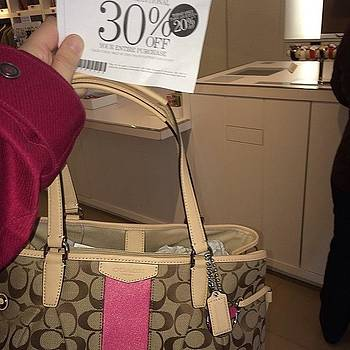 Um #yes Please #coachoutlet 50% Then by Crystal Duncanson