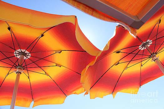 Umbrellas by Adrienne Franklin
