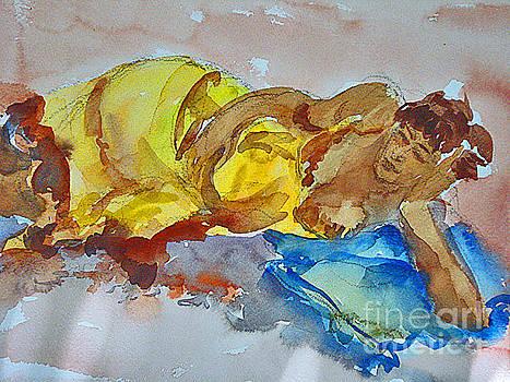 Umbria by Jessamine Barron
