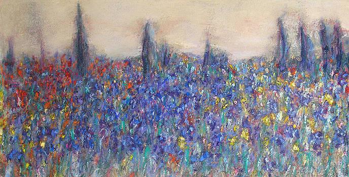 Un reve des Fleurs by Tolere