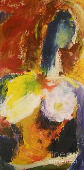 Una de las mujeres by Somnath Mukhopadhyay