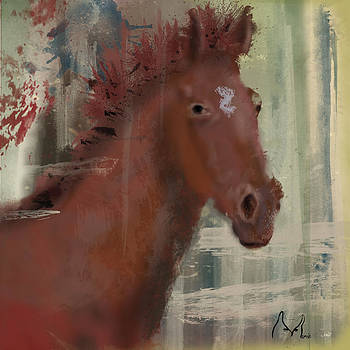 Unbridled by M Marie Art