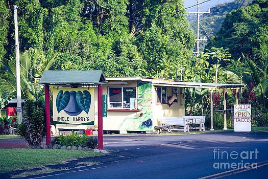 Uncle Harry's Wailua Maui Hawaii by Sharon Mau