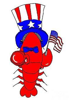 Julie Knapp - Uncle Sam Lobster