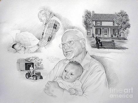 Uncle Sonny by Clare Villanti