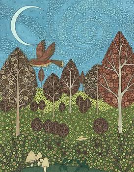 Under A Starry Sky by Pamela Schiermeyer