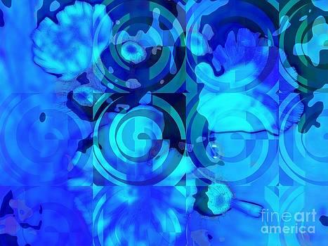 Under the blue Spirals by Dana Hermanova
