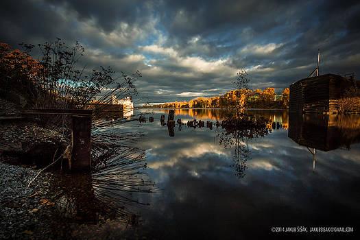 Under the Bridge by Jakub Sisak