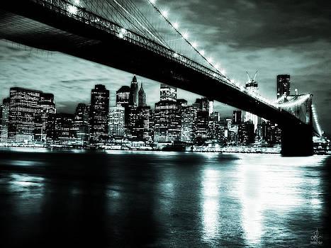 Under the Bridge by Pennie  McCracken