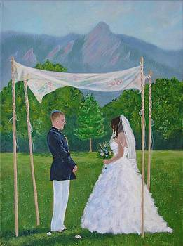 Under the Chuppah by Margaret Bobb