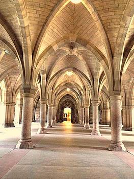 Under The Cloisters by Michelle Hynes
