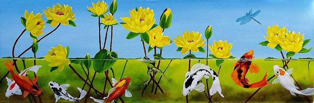 Under The Lilies by Carol Avants