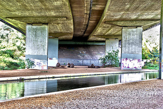 Under the M25 Number 2 by Michelle Orai