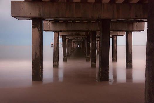 Under The Pier by Elyssa Drivas