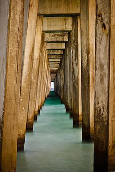 Under the Pier by Robert Hainer