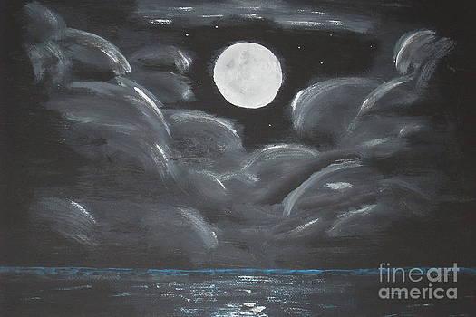Under the Same Moon by Caroline Reyes