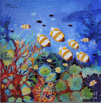 Under the Sea by Gudrun Hirsche
