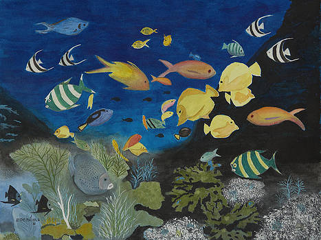 Under the Sea by John Edebohls