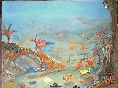 Under The Sea by John Morris