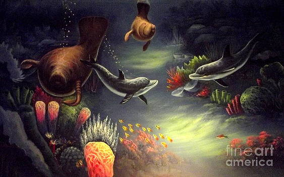 Linda Rae Cuthbertson - Under the Sea