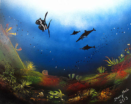 Under the Sea by Sherry Chick