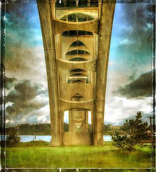 Thom Zehrfeld - Under The Yaquina Bay Bridge
