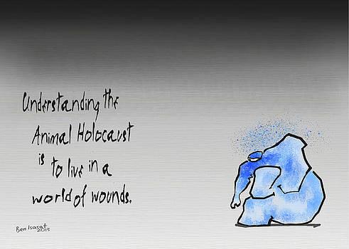 Understanding the Animal Holocaust by Ben Isacat