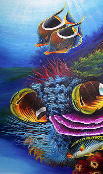 Underwater - 2 by Naushad  Waheed