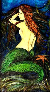 Underwater Mermaid by Valarie Pacheco
