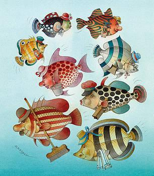 Kestutis Kasparavicius - Underwater Story 01